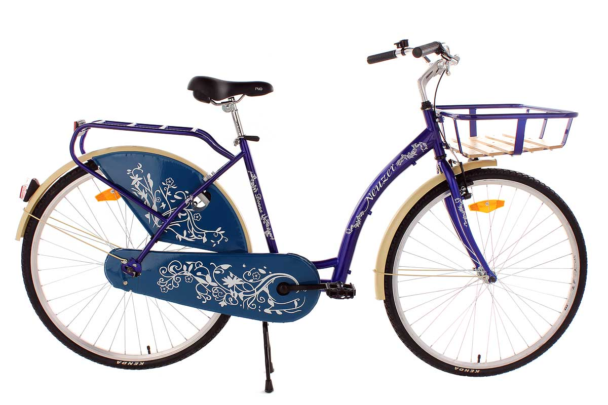 cityrad retro citybike damenfahrrad donna classic blau. Black Bedroom Furniture Sets. Home Design Ideas