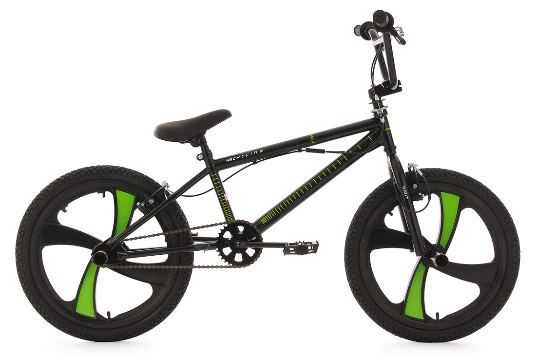 20-BMX-BIKE-FREESTYLE-FAHRRAD-RAD-DIGIT-BLACK-KS-CYCLING-542B