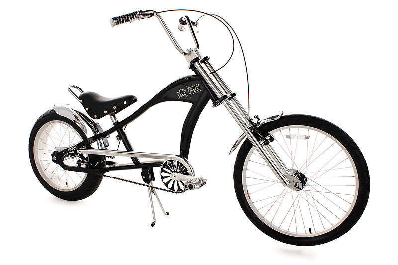 chopper bike cruiser beachcruiser beach black r ks cycling. Black Bedroom Furniture Sets. Home Design Ideas