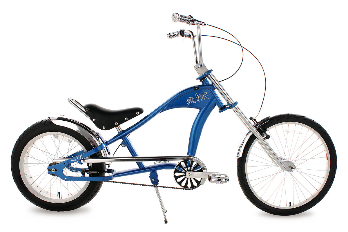 chopper beachcruser black r blau ks cycling 575b ebay. Black Bedroom Furniture Sets. Home Design Ideas