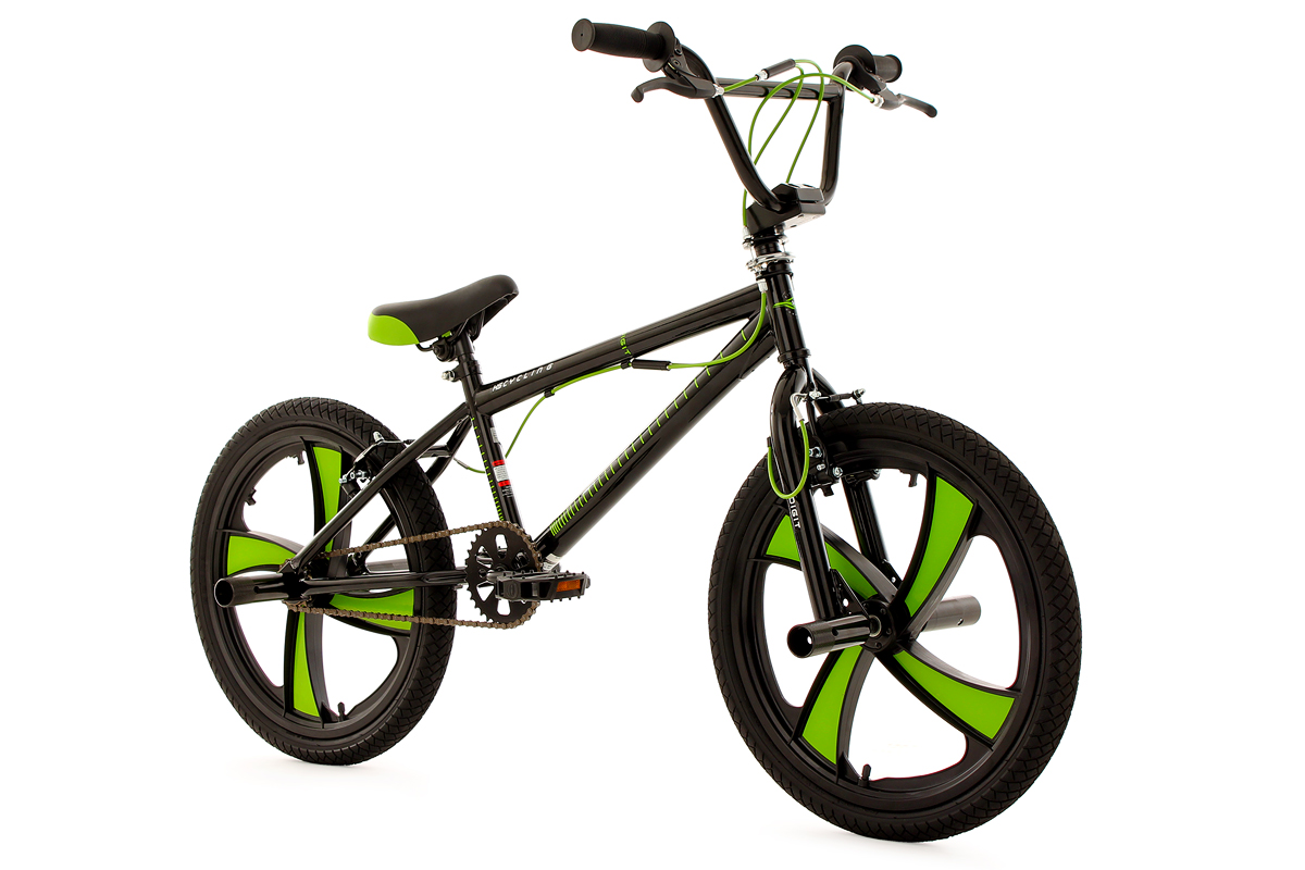 How to take a chain off a bmx bike without a chain tool