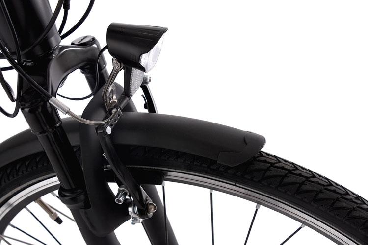E-Bike 28 Zoll Adore Damen Marseille schwarz 250 Watt Li-Ion 36V/13 ...