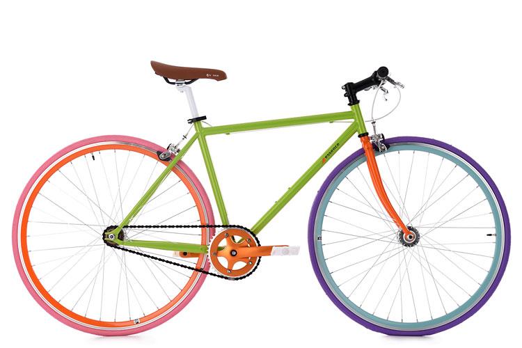 Robuster Rückreflektor Fahrrad Federgabel Katzenaugen Kinder MTB City Fixie