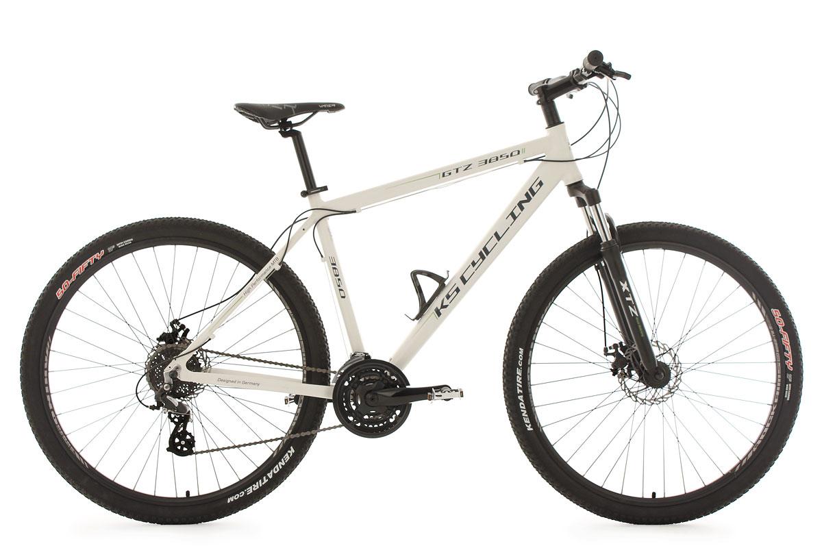 mountainbike twentyniner hardtail 29 zoll alu 24 g nge gtz weiss rh 51 cm 374m ebay. Black Bedroom Furniture Sets. Home Design Ideas